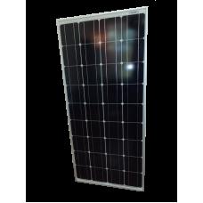 Монокристаллическая солнечная батарея 100 Вт, 12 В
