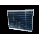 Поликристаллическая солнечная батарея 50 Вт, 12 В