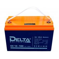 Аккумулятор DeltaGX12-100
