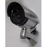 Муляж уличной камеры видеонаблюдения MD9608